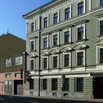 Pension 15 - Streetview